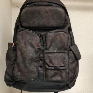 Lululemon camouflage backpack